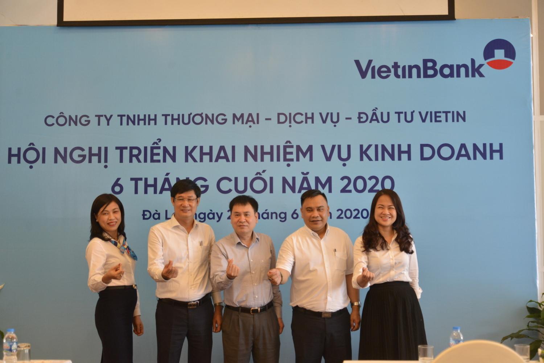 Vietin Coseco triển khai nhiệm vụ hoạt động kinh doanh 6 tháng cuối năm 2020