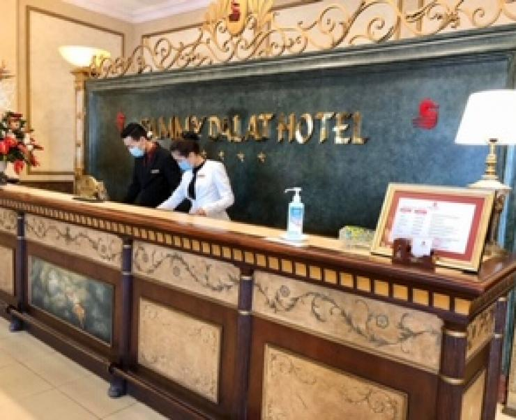 Khách sạn Sammy Đà Lạt ứng phó với dịch bệnh Covid-19 và chuẩn bị đẩy mạnh kinh doanh trong thời gian tới