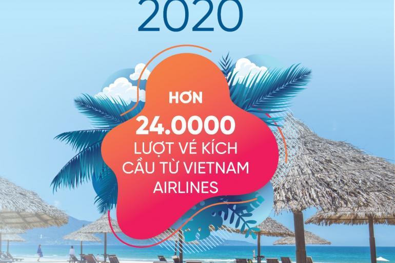Cùng Vietnam Airlines tận hưởng những hành trình