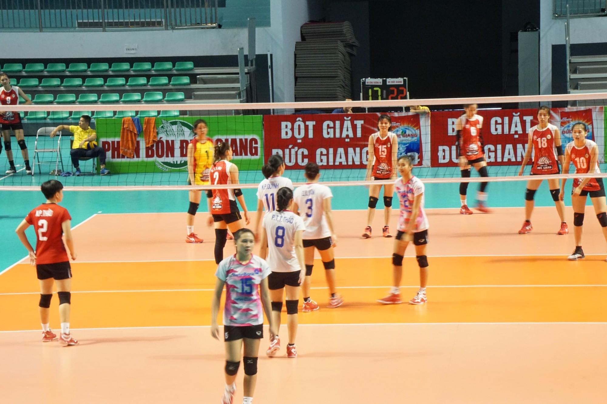 Đội Bóng chuyền nữ Vietinbank lọt Top 4 đội mạnh nhất tại Giải Bóng chuyền trẻ Cup các Câu lạc bộ toàn quốc năm 2020