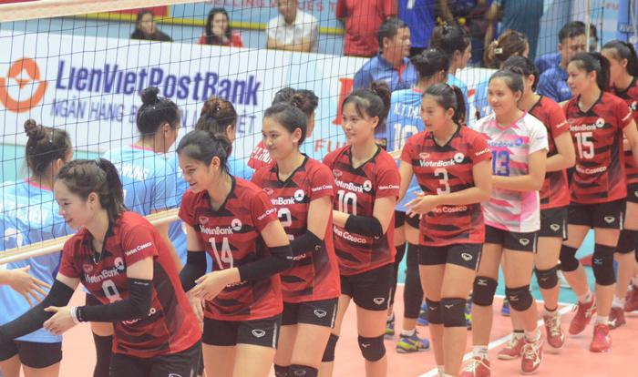 Đội bóng chuyền nữ VietinBank: Thương hiệu trong lòng người hâm mộ