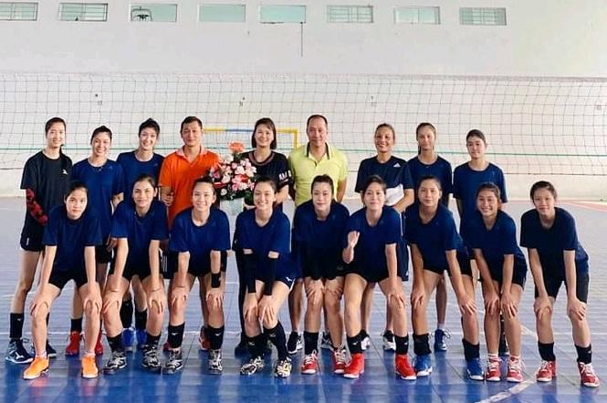 Đội Bóng chuyền nữ VietinBank vào Bán kết Giải Bóng chuyền Vô địch Quốc gia