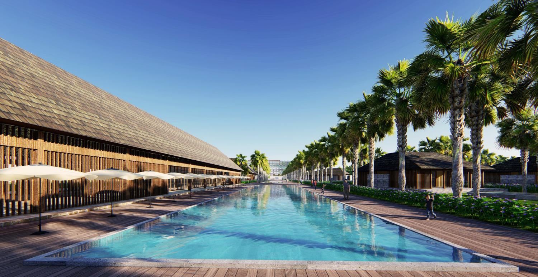 Resort in Phu Quoc island