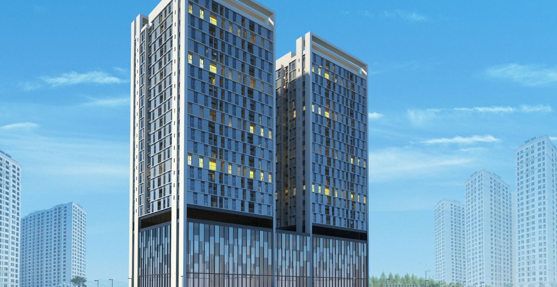 Dự án N02T2 - Nhà ở cho cán bộ công nhân viên VietinBank