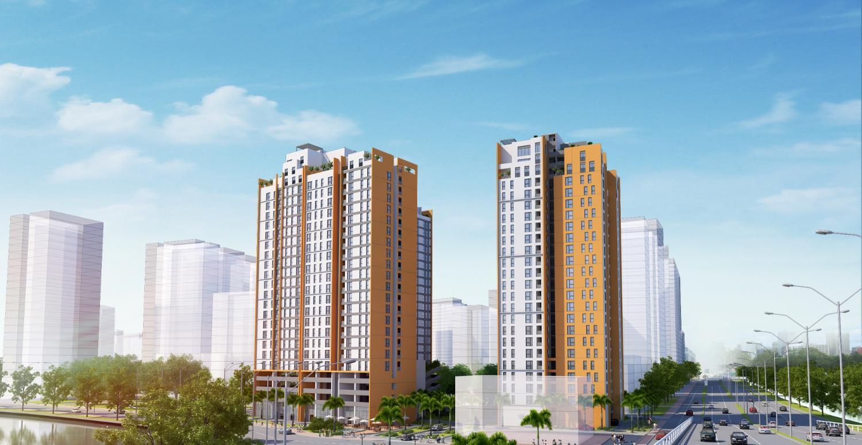 Apartment for VietinBank staff in Hanoi Diplomatic corps